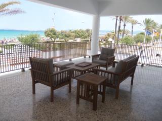 A3. Fantastic 1st sealine flat in Playa de Palma - Playa de Palma vacation rentals