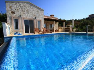 4 bedrooms detached villa with perfect sea view - Kas vacation rentals