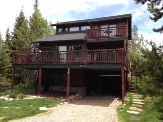 Grand Lake:  The Dear Lodge at Columbine Lake - Grand Lake vacation rentals