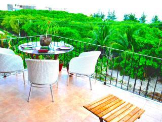 Seaview Penthouse Studio Playa del Carmen Mexico - Playa del Carmen vacation rentals