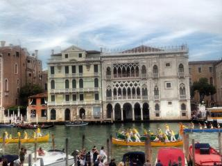 Venice Gran Canal view Ca d'oro. - City of Venice vacation rentals