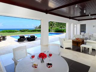 Villa Venus SPECIAL OFFER: St. Martin Villa 175 The Spectacular Views, The Back-drop Of Sky, Sea And The Villa Is Absolutely Stu - Guana Bay vacation rentals