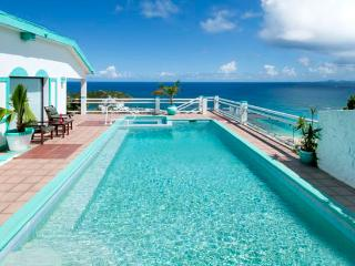Villa Paradiso SPECIAL OFFER: St. Martin Villa 178 Excellent Views Of Dawn Beach, Oyster Pond And The Atlantic Ocean. - Oyster Pond vacation rentals