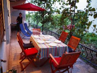 Apartment Lana is situated between l - Seget Donji-Vranjic vacation rentals