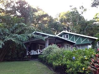 Beautiful Chalet with Deck and Internet Access - Volcan vacation rentals
