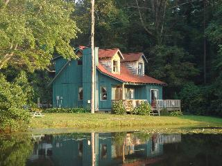The Boathouse on the Lake%39s Edge of Highland Lake - Boathouse 122609 - Flat Rock - rentals