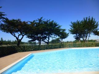 57 MARINES DU BOIS  D AMOUR. wifi. piscine l été. - La-Baule-Escoublac vacation rentals