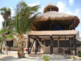 Beach House in the  Caribean Sea of the Riviera Maya - Riviera Maya vacation rentals