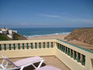 Rental of DAR SAADA House, Mirleft Morrocco with OCEAN VIEW - Mirleft vacation rentals