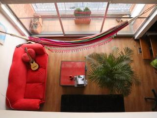 Modern loft with unique 180º view - Bogota vacation rentals