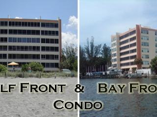 Gorgeous 2 Bed 2 Bath Gulf Front Private Condo - Siesta Key vacation rentals