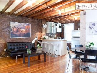 Modern/Rustic Private Garden Apartment - Long Island City vacation rentals