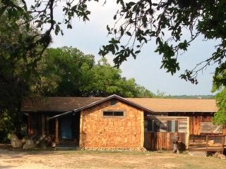 The Lucky Goat House - 1/2 Price Fall Specials! - Sleeps 12! - Canyon Lake vacation rentals