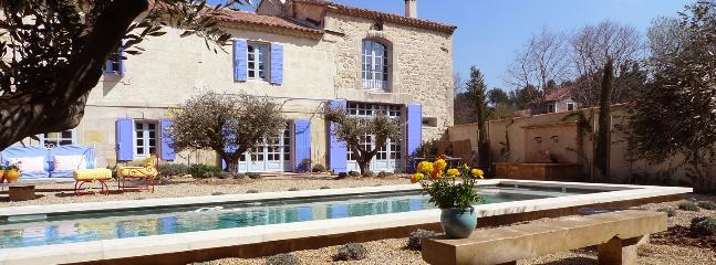 Charming Provençale Farmhouse - Maussane-les-Alpilles vacation rentals