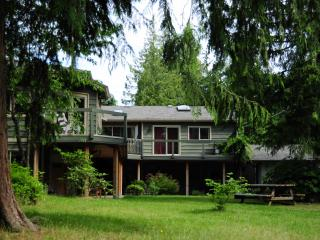 Quadra Island Farmhouse Garden Suite - Quathiaski Cove vacation rentals