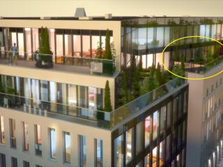 Center of Tallinn, ultramodern, brand new, 27m2 te - Tallinn vacation rentals
