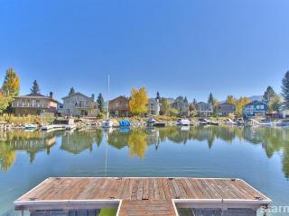 Water Front Home in Tahoe Keys - South Lake Tahoe vacation rentals