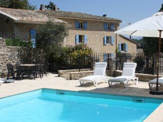 Stable Gite at Bastide des Launes en Provence - Chamaret vacation rentals