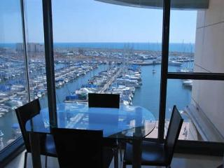 Luxury see view apartment above the Marina  in Hertzlia - Herzlia vacation rentals
