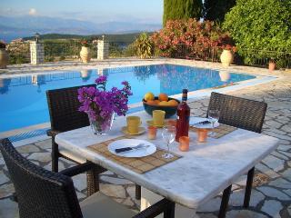 Villa Bacchus Kassiopi Corfu - Kassiopi vacation rentals
