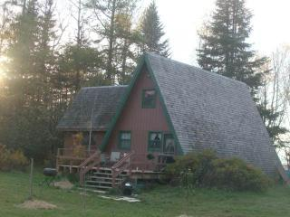 Beautiful Views of Jay Peak  and Spring feed pond - Derby vacation rentals