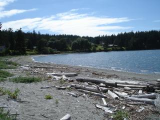Beautiful private beach view, newer construction. - Langley vacation rentals