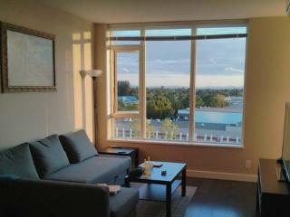 Beautiful Deluxe 1 Bedroom Condo With Air Conditioning - Vancouver vacation rentals
