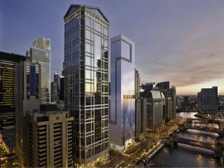 NEW! SLEEK River Skyscraper in Chicago Loop! - Chicago vacation rentals