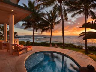 Ocean Bliss Beachfront Home - Kihei vacation rentals
