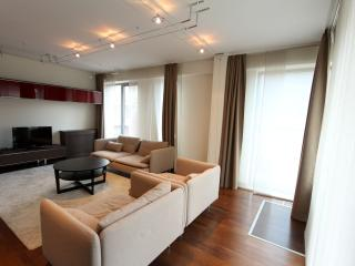 Bright Central Apartment w AC & Balcony & Wellness - Hungary vacation rentals