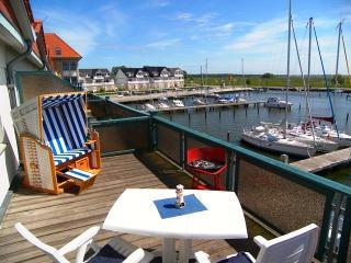 Ferienwohnung Karlshagen Yachthafen - Sonnensegler - Karlshagen vacation rentals