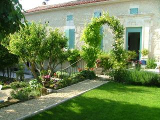Maison du Ruisseau -3 Gites for 12, 10, 6, 4, or 2 - Chateauneuf-sur-Charente vacation rentals