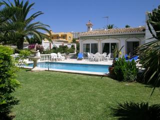 Villa Marbesa 2º line beach - Elviria vacation rentals