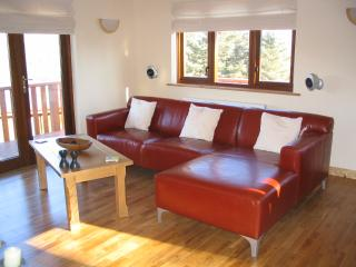 Nice Lodge with Deck and Internet Access - Isle of Arran vacation rentals