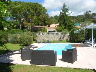 Nice Villa with Internet Access and A/C - Le Tignet vacation rentals