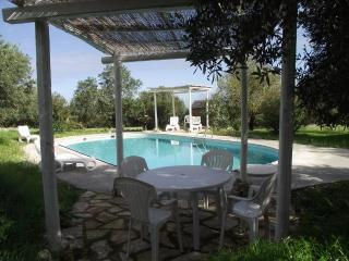 Villa Tosca   nice big old stone house - Scopello vacation rentals