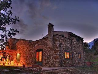 Villa Tosca   nice big old stone house - Scopello vacation rentals