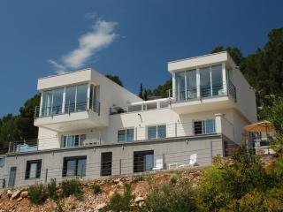 Villa apartment/ private pool/stunning views+wifi - Miami Platja vacation rentals
