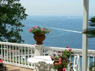 Casa Silvana, garden & seaview in Sorrento center - Sorrento vacation rentals