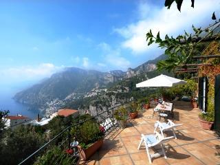 VILLA LIGIA - Nocelle di Positano vacation rentals