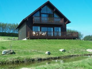 Beautiful Lodge with Deck and Internet Access - Saint Columb Major vacation rentals
