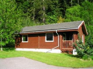 FRAOCHÁN. Luxury Log Cabin for 2 - 4 by Pucks Glen - Dunoon vacation rentals