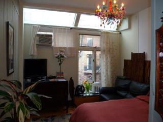 Cozy Studio for 2 East Village - New York City vacation rentals