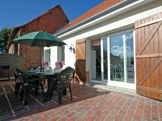 Turquoise Holiday Cottage Gite in Pas De Calais - Fauquembergues vacation rentals