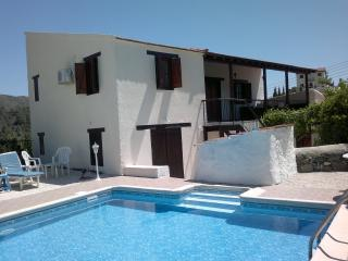 Akapnou House set in its own courtyard with  pool - Kellaki vacation rentals