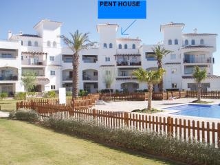 PENTHOUSE APARTMENT - Murcia vacation rentals