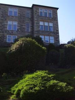 Bright Apartment with Garden and Kettle - Rothesay vacation rentals