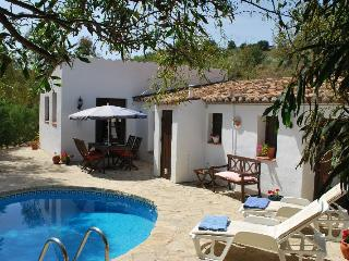 2 bedroom Cottage with Internet Access in Colmenar - Colmenar vacation rentals