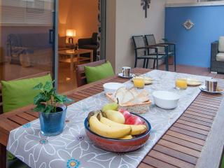 JUAN: 1 MINUTE TO BEACH-HUGE TERRACE - Sitges vacation rentals