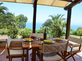 VILLA DEL DRAGO with sea view - Scopello vacation rentals
